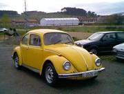 Vw escarabajo 1.3 año1973