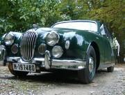 Jaguar MK-1 1958