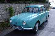 Renault Dauphine 1958 historico