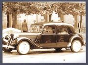 Citrën 11 BL 1953